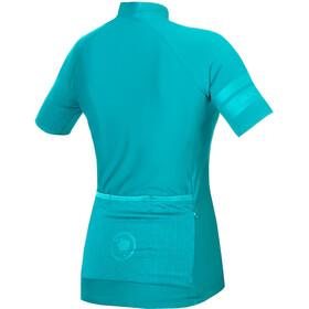 Endura Pro SL II Jersey Korte Mouwen Dames, pacific blue